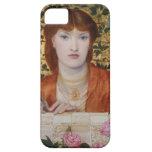 Regina Cordium - Dante Gabriel Rossetti iPhone 5 Case-Mate Cárcasa