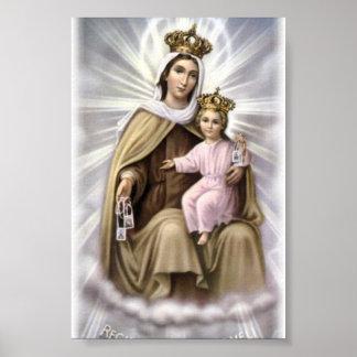 Regina Decor Carmeli Poster