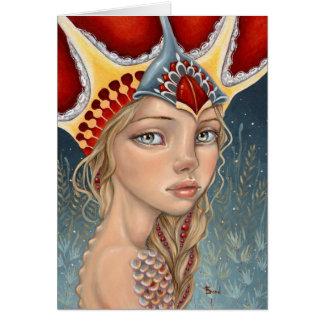 Regina del Mare Card