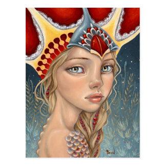 Regina del Mare Postcard