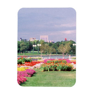 Regina Painted Legislative Garden Magnet