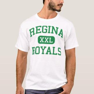 Regina - Royals - High School secundaria - Euclid Playera