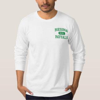Regina - Royals - High School - South Euclid Ohio Tee Shirt