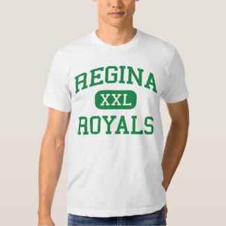 Regina - Royals - High School - South Euclid Ohio Tshirts