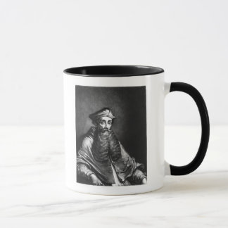 Reginald Pole  illustration Mug