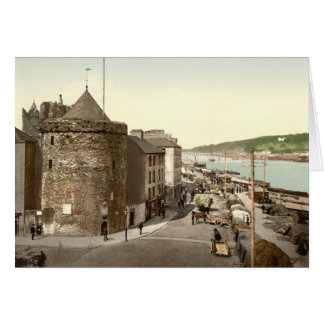 Reginald Tower and Quay, County Waterford Card
