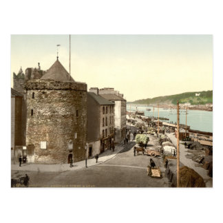 Reginald Tower and Quay, County Waterford Postcard