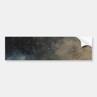 Region Around Globular Star Cluster Terzan 5 Bumper Stickers