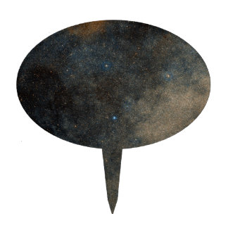 Region Around Globular Star Cluster Terzan 5 Cake Pick