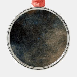 Region Around Globular Star Cluster Terzan 5 Metal Ornament