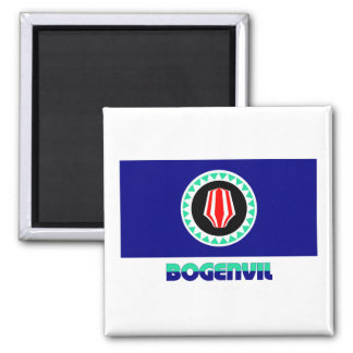 Región autónoma de Bougainville, png Imán Para Frigorífico
