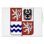 Región bohemia central, checa felicitaciones