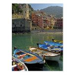 Región de Europa, Italia, Liguria, Cinque Terre, 2 Tarjeta Postal