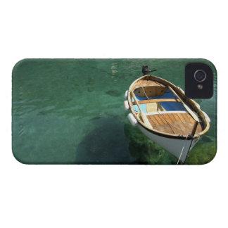 Región de Europa, Italia, Liguria, Cinque Terre, 3 iPhone 4 Case-Mate Carcasa