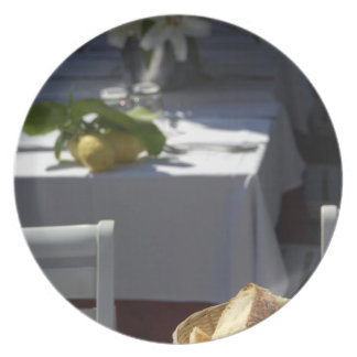 Región de Europa, Italia, Liguria, Cinque Terre, Plato De Cena