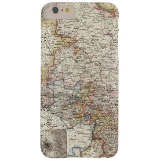 Región de Hannover de Alemania Funda Barely There iPhone 6 Plus