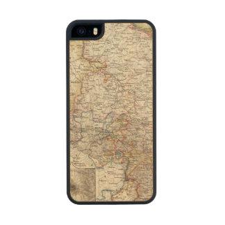 Región de Hannover de Alemania Funda De Arce Carved® Para iPhone 5 Slim
