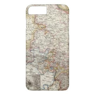 Región de Hannover de Alemania Funda iPhone 7 Plus