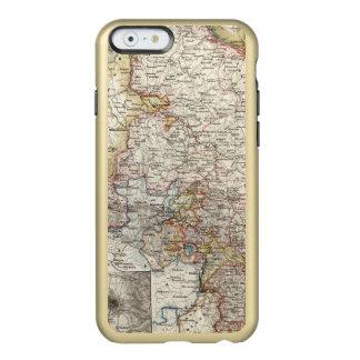 Región de Hannover de Alemania Funda Para iPhone 6 Plus Incipio Feather Shine