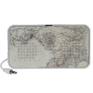 Región de Nápoles Italia iPod Altavoz