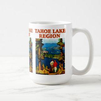 Región del lago Tahoe Taza