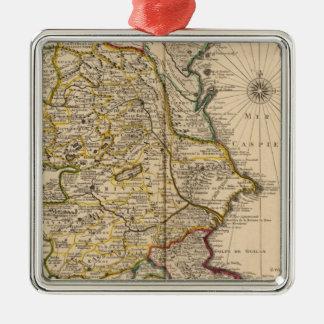 Región del mar Caspio Ornaments Para Arbol De Navidad