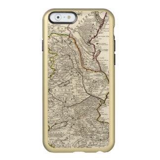 Región del mar Caspio Funda Para iPhone 6 Plus Incipio Feather Shine