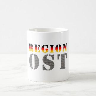 Region east - East Germany Magic Mug