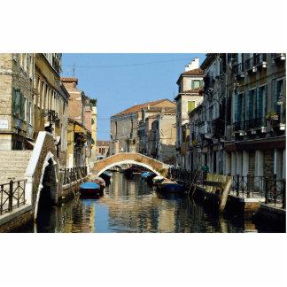 Región famosa, Venecia, Italia Fotoescultura Vertical