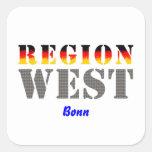 Región occidental Bonn