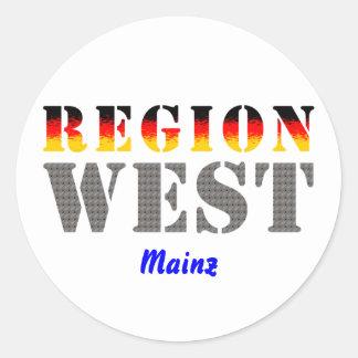 Región occidental De Maguncia