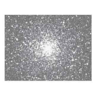Region of Globular Star Cluster NGC 6397 Postcard