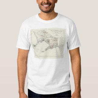 Region of Naples Italy Tee Shirt
