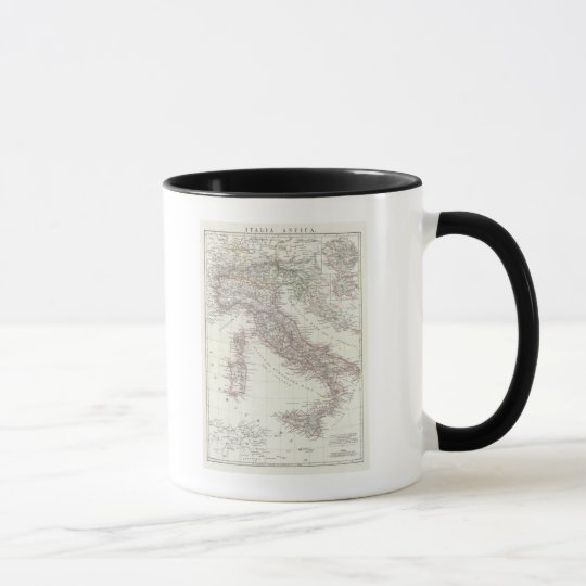 Region of Rome Italy Mug