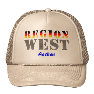 Region west - Aachen Trucker Hat