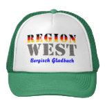 Region west - Bergisch Gladbach Mesh Hat