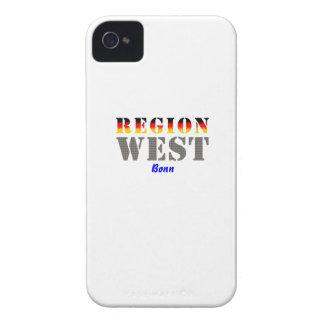 Region West - Bonn Blackberry Bold Etuis