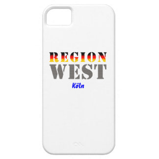 Region west - Cologne iPhone SE/5/5s Case