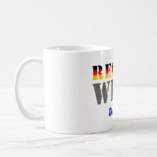 Region west - Darmstadt Coffee Mug