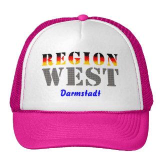 Region west - Darmstadt Mesh Hats