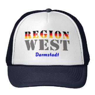 Region west - Darmstadt Trucker Hats