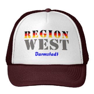 Region west - Darmstadt Mesh Hat