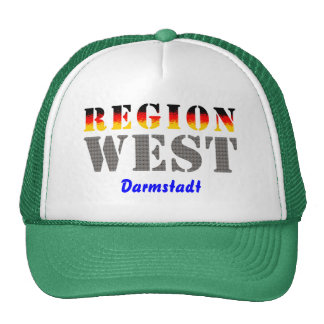 Region west - Darmstadt Hat