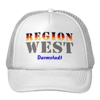 Region west - Darmstadt Trucker Hat