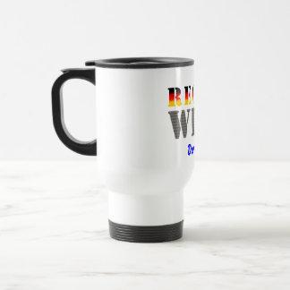 Region west - Darmstadt Travel Mug