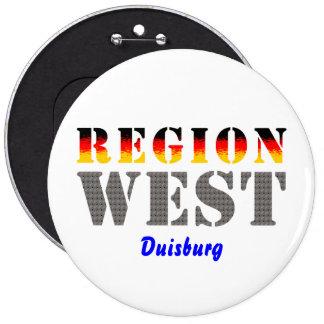 Region west - Duisburg Buttons