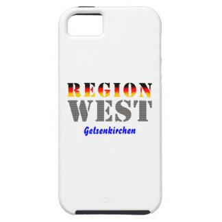 Region west - Gelsenkirchen iPhone SE/5/5s Case