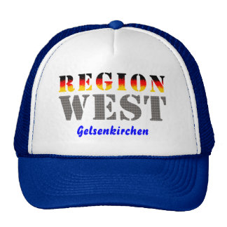 Region west - Gelsenkirchen Trucker Hat