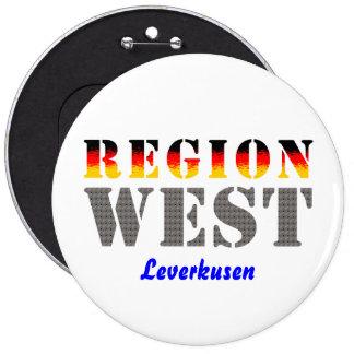 Region west - Leverkusen Pins