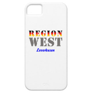 Region west - Leverkusen iPhone SE/5/5s Case